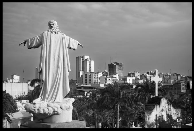 Guayaquil desde el Cementerio General